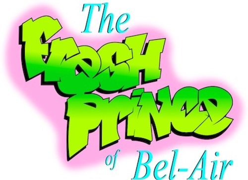 Fresh Prince of Bel Air font