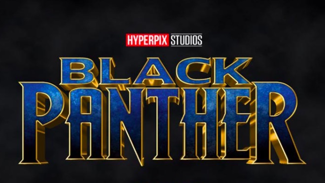 Black Panther font free
