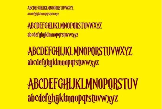 Hocus Pocus font download