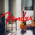 Fender font