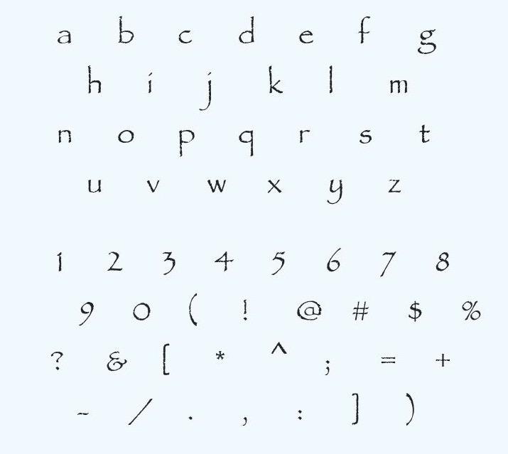 Papyrus font download